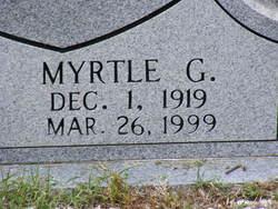 Myrtle G Abbott