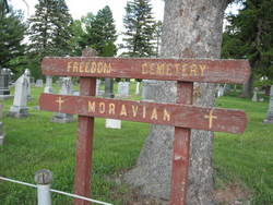 Freedom Moravian Cemetery