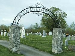 Saint Agatha Cemetery (Lower)