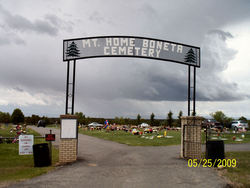Boneta Cemetery