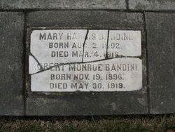 Mary <i>Harris</i> Bandini