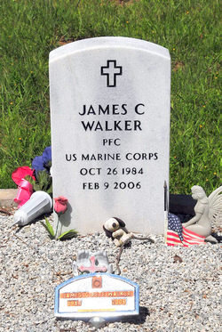 Pvt James Clifford Pete Walker
