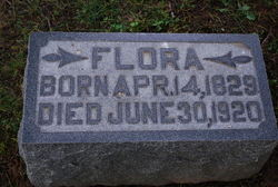 Floratine Ann Flora <i>Beasley</i> Atkins