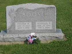 Foster Roosevelt Boose