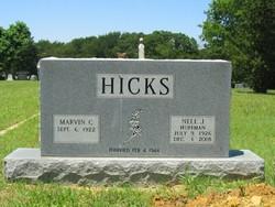 Nell Jean <i>Huffman</i> Hicks