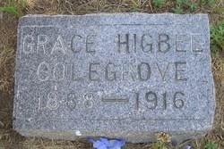 Grace Clara <i>Higbee</i> Colegrove