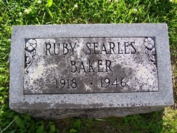 Ruby <i>Searles</i> Baker