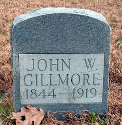 John W Gillmore