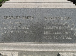 Susan <i>Wilson</i> Green
