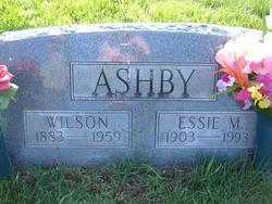 Essie Mae <i>McCormick</i> Ashby