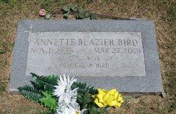 Annette Okarche <i>Blazier</i> Bird