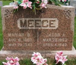 Jacob A Meece