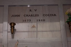 John Charles Colyar