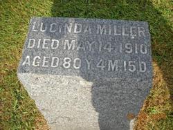 Lucinda <i>Baker</i> Miller