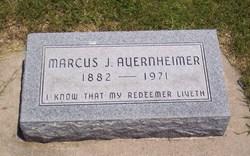 Marcus Jacob Auernheimer