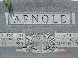 Carro Malissa <i>Dees</i> Arnold