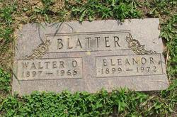 Eleanor <i>Skidmore</i> Blatter