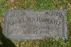 Daniel Benjamin Kyle