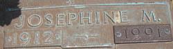 Josephine M Erauth