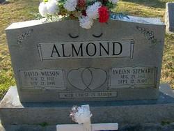 Evelyn <i>Stewart</i> Almond
