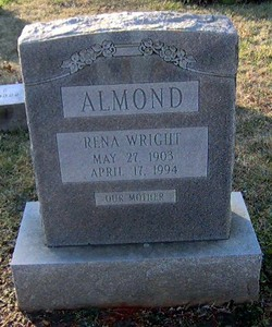 Rena <i>Wright</i> Almond