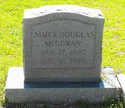James Douglas McGowan