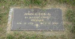 John G. Fox, Jr