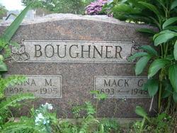 Mina M. <i>Deeter</i> Boughner