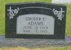 Grover Cleveland Adams