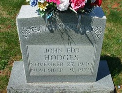 John Edd Hodges