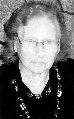 Marie M <i>Brantner</i> Boigenzahn