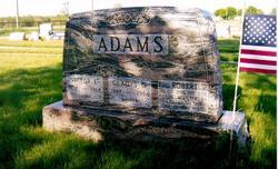 PFC Robert W Adams