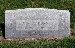 John Albert Dunn, Jr