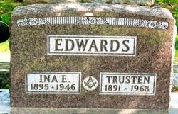 Ina Ester <i>Prather</i> Edwards