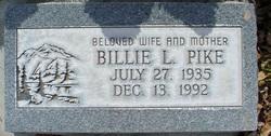 Billie Lee <i>Rogers</i> Pike