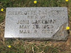 Charlotte Catherine Lakeman
