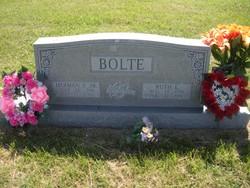 Ruth Lee <i>Beaty</i> Bolte