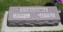 Clara Christina <i>Goebel</i> Auernheimer