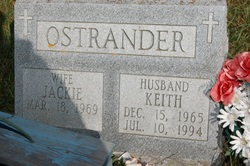 Keith Allan Ostrander