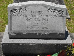 Floyd E Bill Anderson