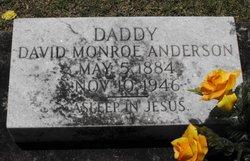 David Monroe Anderson