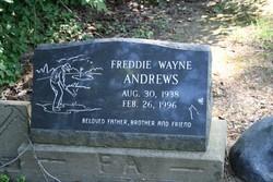 Freddie Wayne Andrews