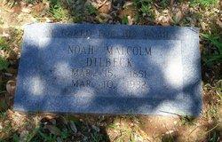 Noah Malcolm Dilbeck