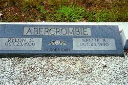 Nellie B <i>Posey</i> Abercrombie