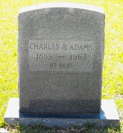 Charles B Adams