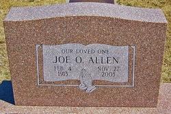 Joe O Allen