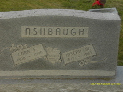 Cora Ethel <i>Hanlon</i> Ashbaugh