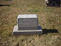 Laura E. <i>Briles</i> Baker