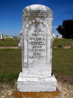 J. A. Merrell