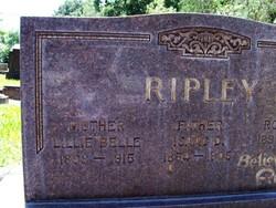 Lillie Belle Ripley